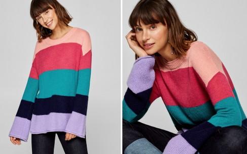 Интересные способы носить свитер этой осенью