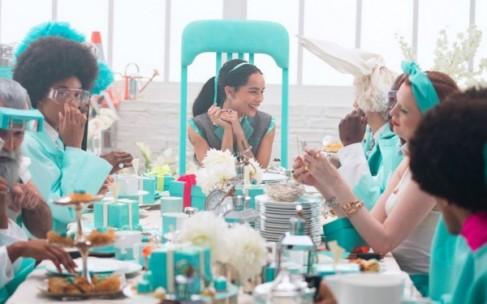 Праздничная кампания Tiffany & Co