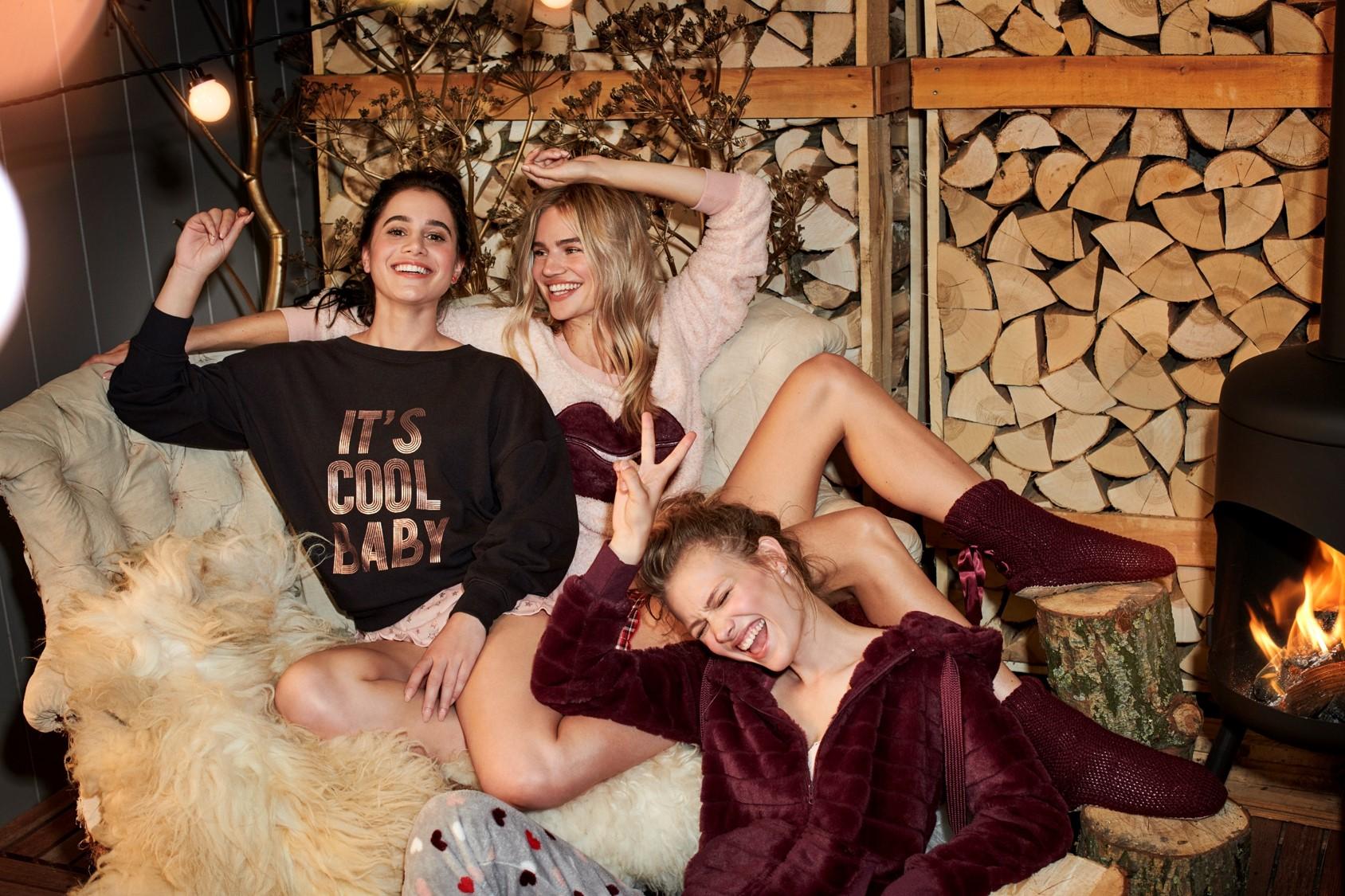 Домашняя мода: стильные и уютные пижамы для ленивых