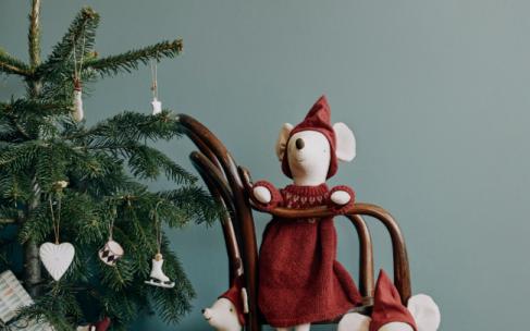 Правильные игрушки для новогоднего подарка