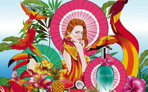Сладкие женские ароматы с нотами коктейлей