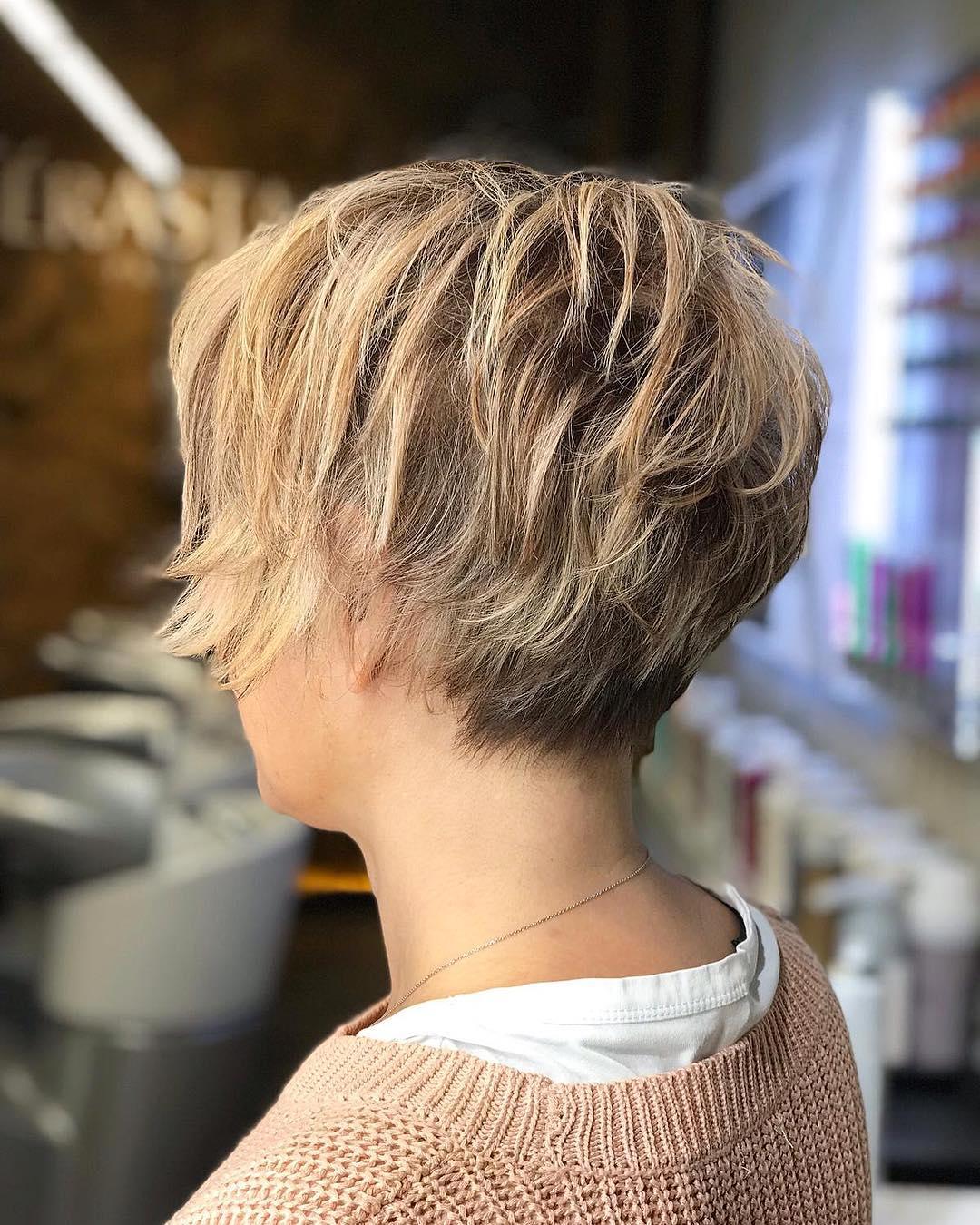 Прически, которые вдохновят вас подстричься короче
