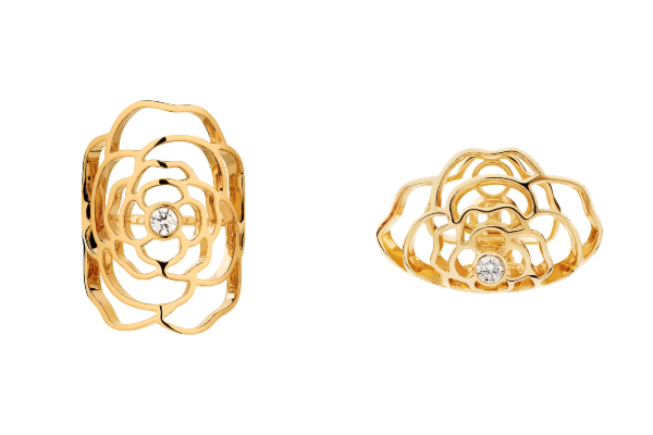 Chanel Bouton de Camelia | Модные тренды | Красота