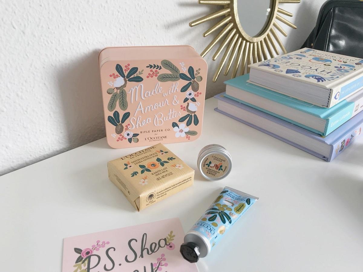 Любительницам свечей и нежного декора: L'Occitane и Rifle Paper Co   Модные тренды   Красота
