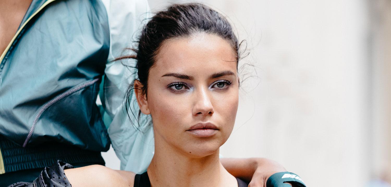 Адриана Лима для Maybelline и Puma | Модные тренды | Красота