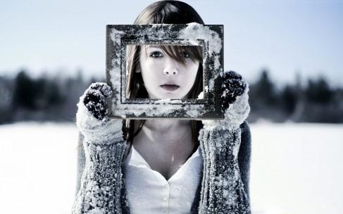Как защитить волосы в холода?