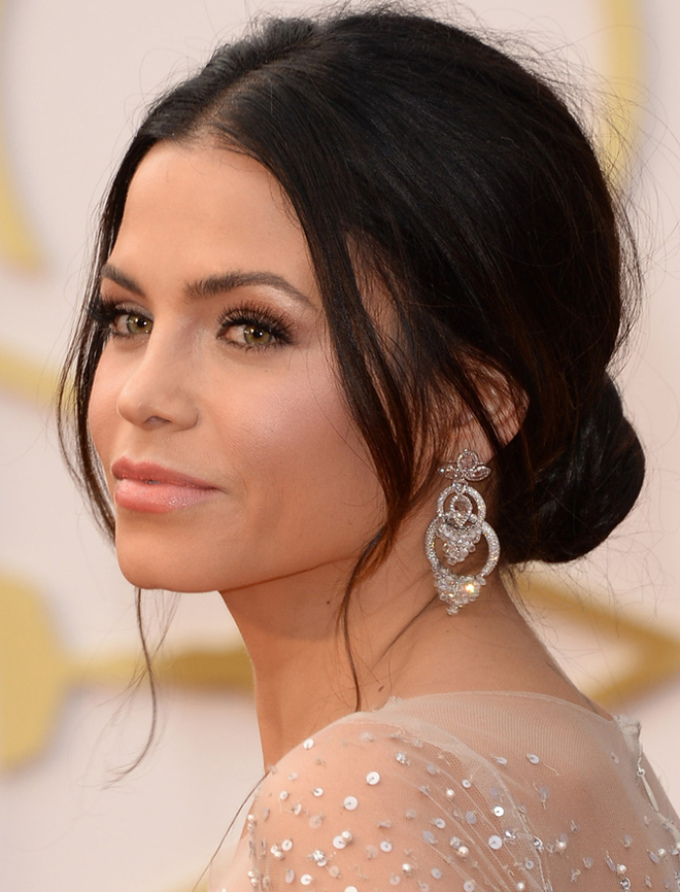 HOLLYWOOD, CA - MARCH 02: Actress Jenna Dewan-Tatum attends the Oscars held at Hollywood & Highland Center on March 2, 2014 in Hollywood, California. (Photo by Jason Merritt/Getty Images)