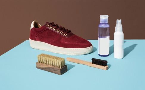 Как защитить обувь зимой от соли?