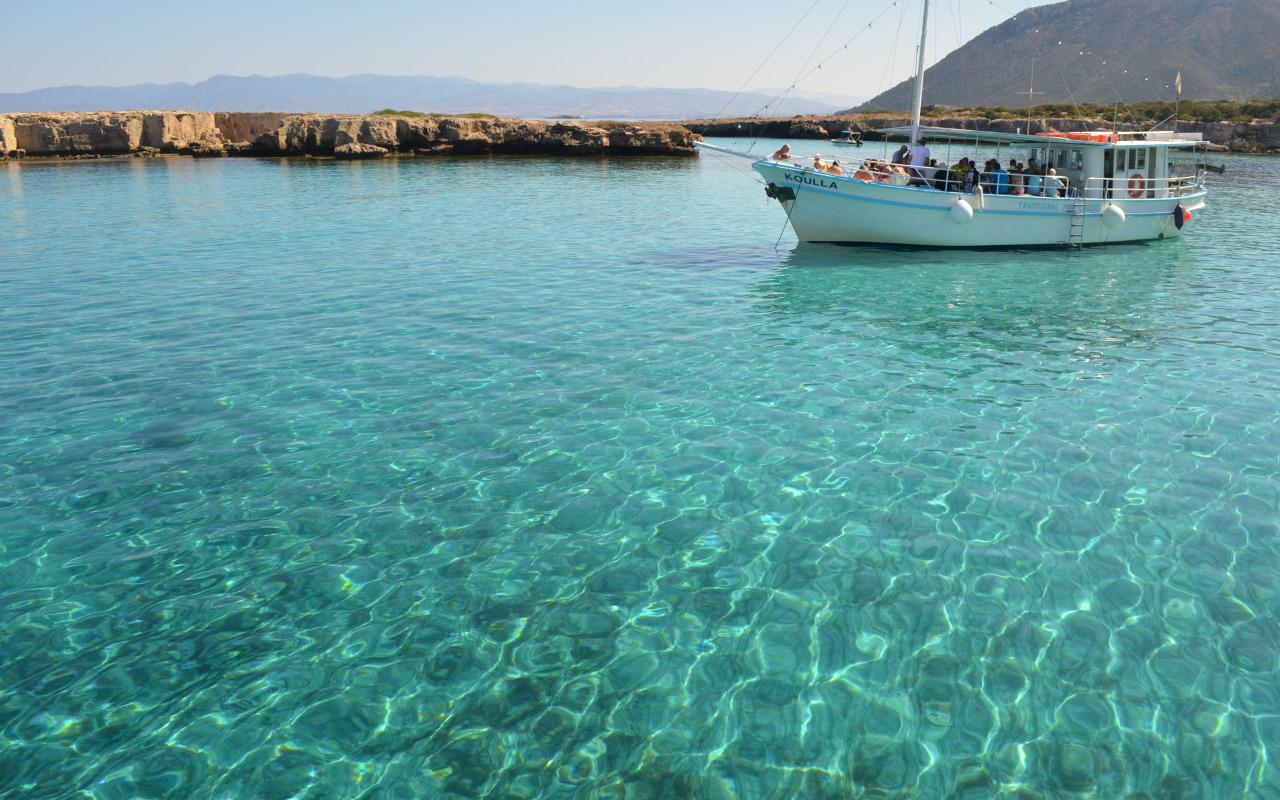 Кипр: четыре сезона солнца
