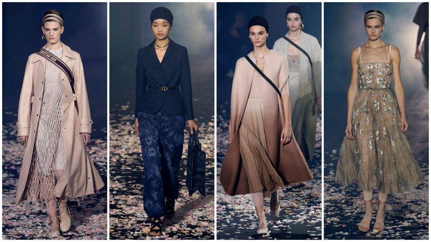 Dior весна-лето 2019