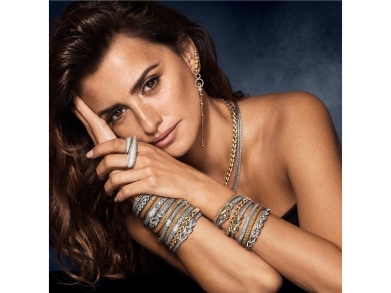Пенелопа Круз в рекламе ювелирного бренда