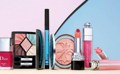 Сладкая коллекция макияжа Dior Lolli Glow