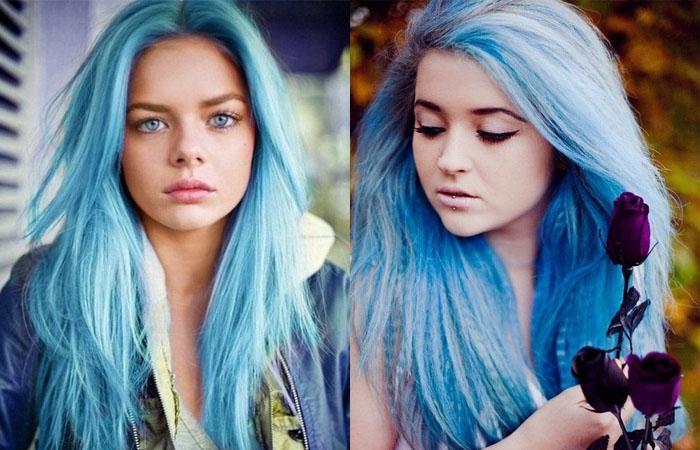 Что такое смываемая краска для волос?
