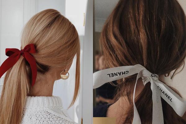 Романтичные ленточки и бантики — тренд сезона | Модные тренды | Красота
