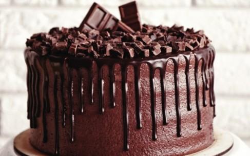 Идеальный вечер: шоколадный торт