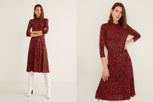 Роскошный красный: платья, в которых вы не останетесь незамеченной