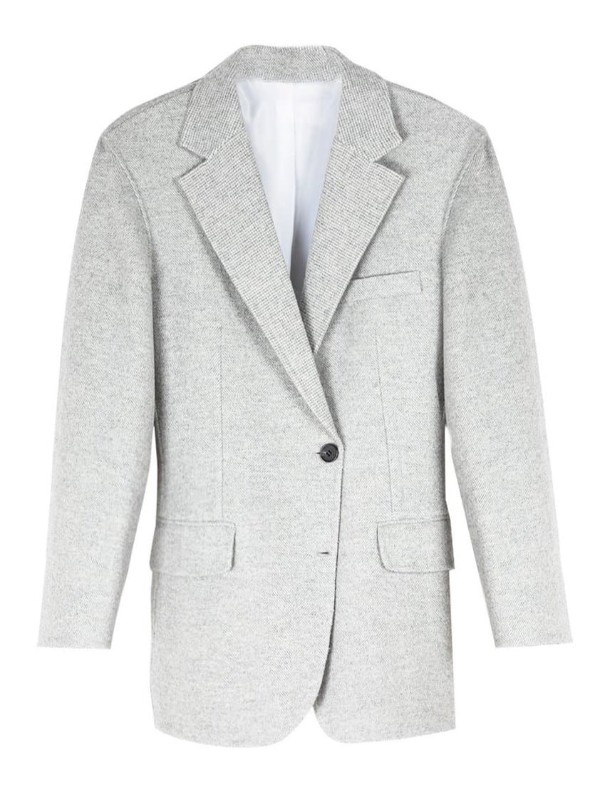 Как носить платье-пиджак?