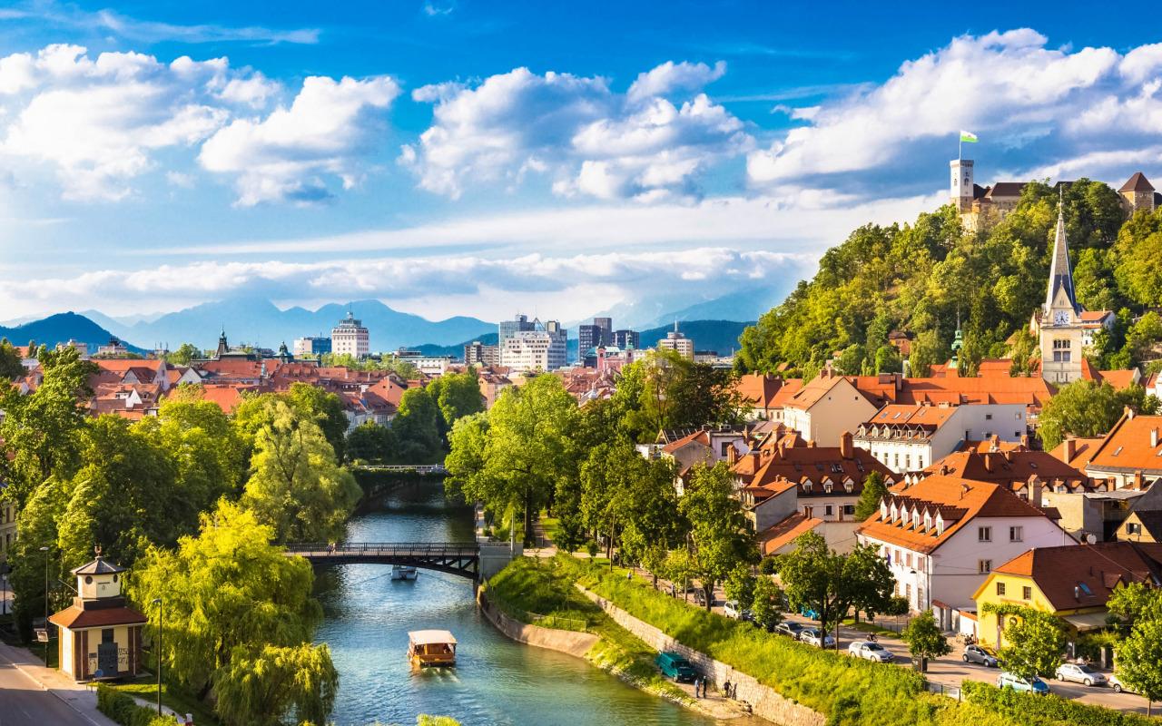 Причины поехать в Словению весной