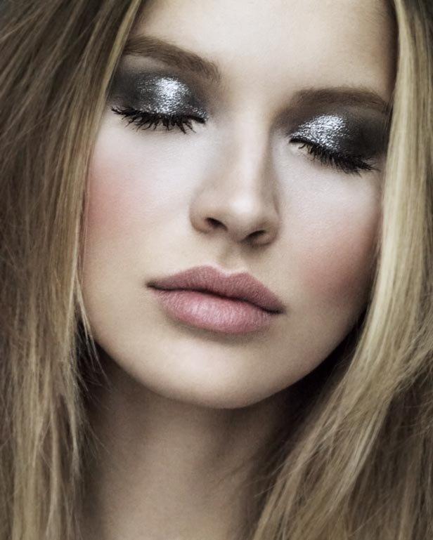 Красивый макияж на каждый зимний день