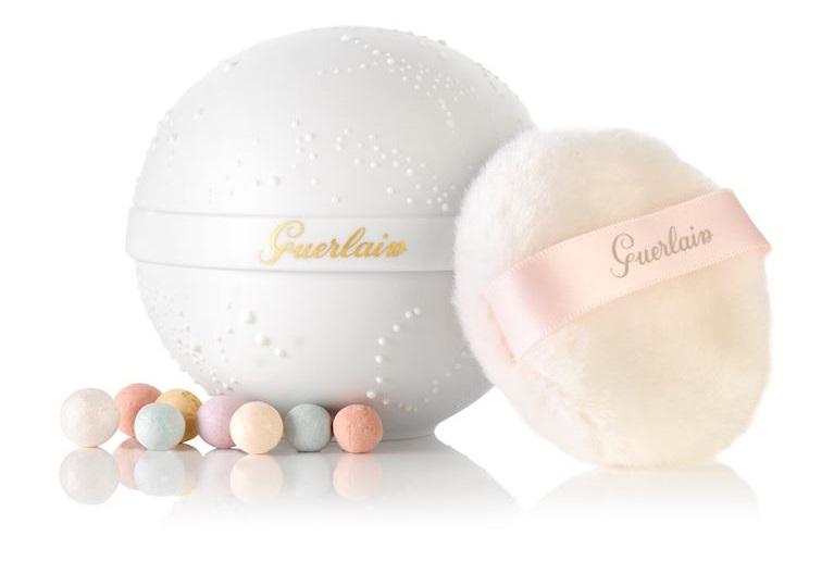 «Метеориты» Guerlain в фарфоровом шарике Bernardaud