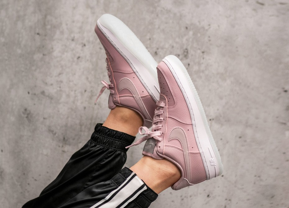 6a01b3ba031a4e Трендовый розовый  Nike Air Force Premium Pink