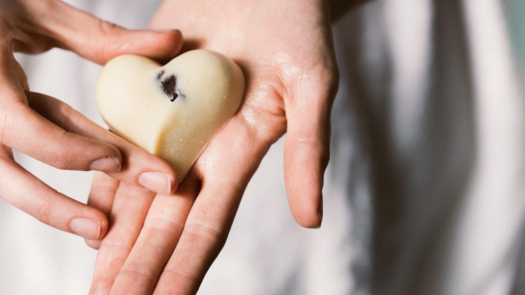 Поймайте любовное настроение с LUSH
