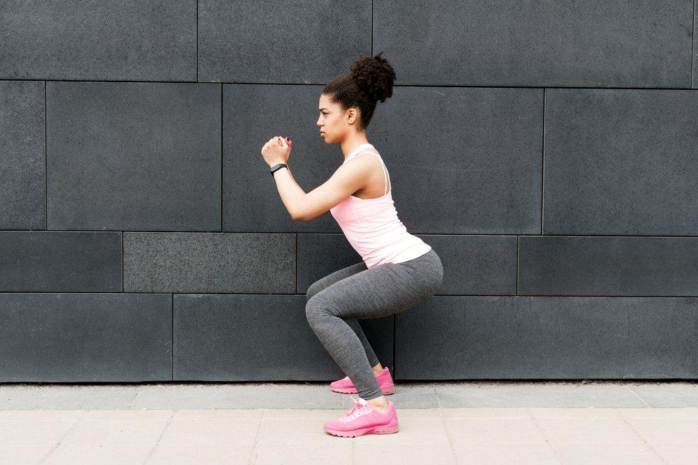 Простые упражнения, которые помогут похудеть