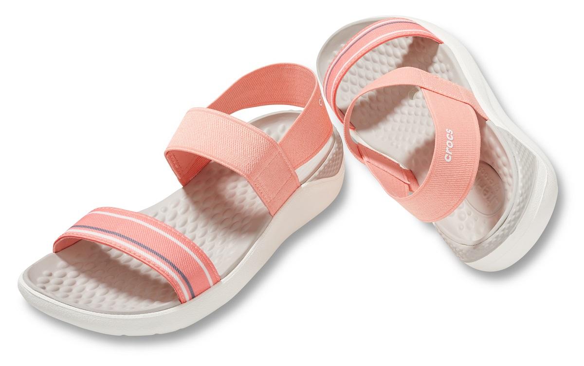 Кроссовки, сабо, сандалии и слипоны Crocs LiteRide