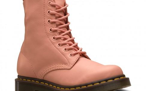 Идеальное сочетание: ботинки пастельных оттенков