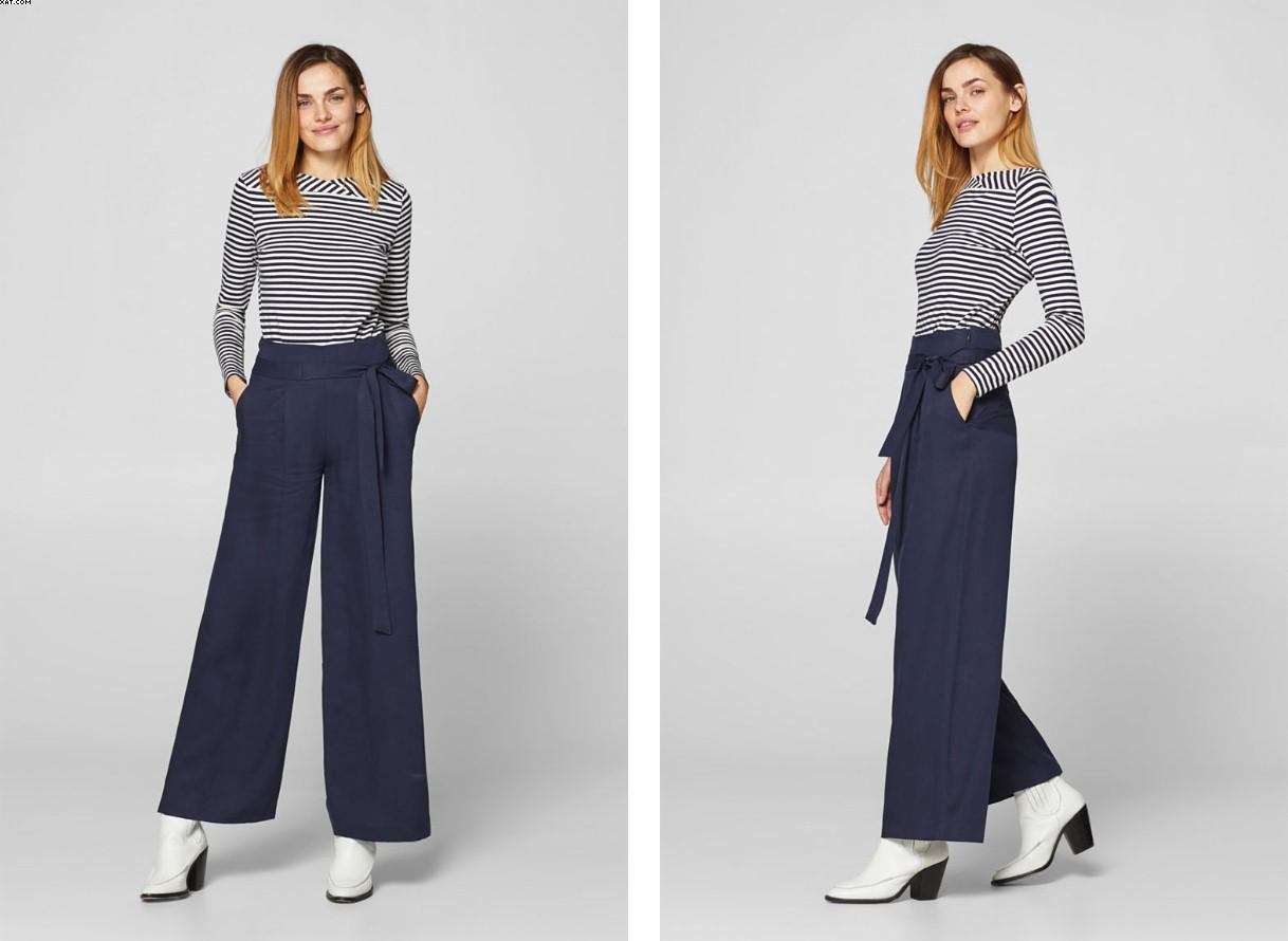 Модные брюки весны 2019