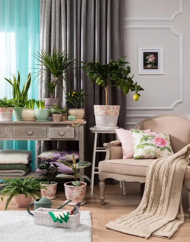 Весенний стиль: как вернуть тепло в дом, когда за окном +5