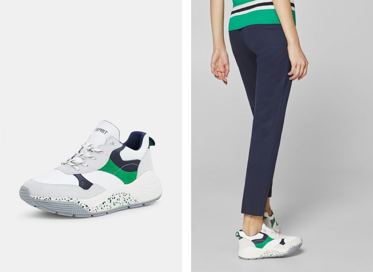 C чем и как носить кроссовки в новом сезоне?
