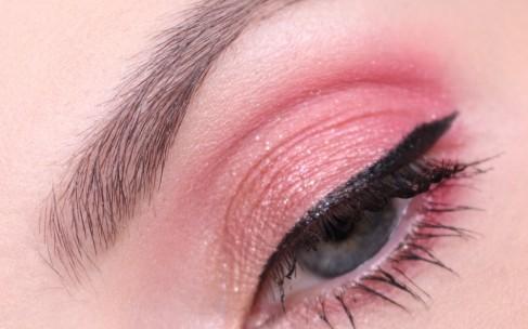 Сияющий праздничный макияж: YSL Shimmer Rush