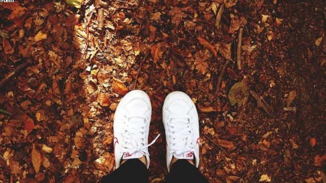 Новый способ очистить белую обувь