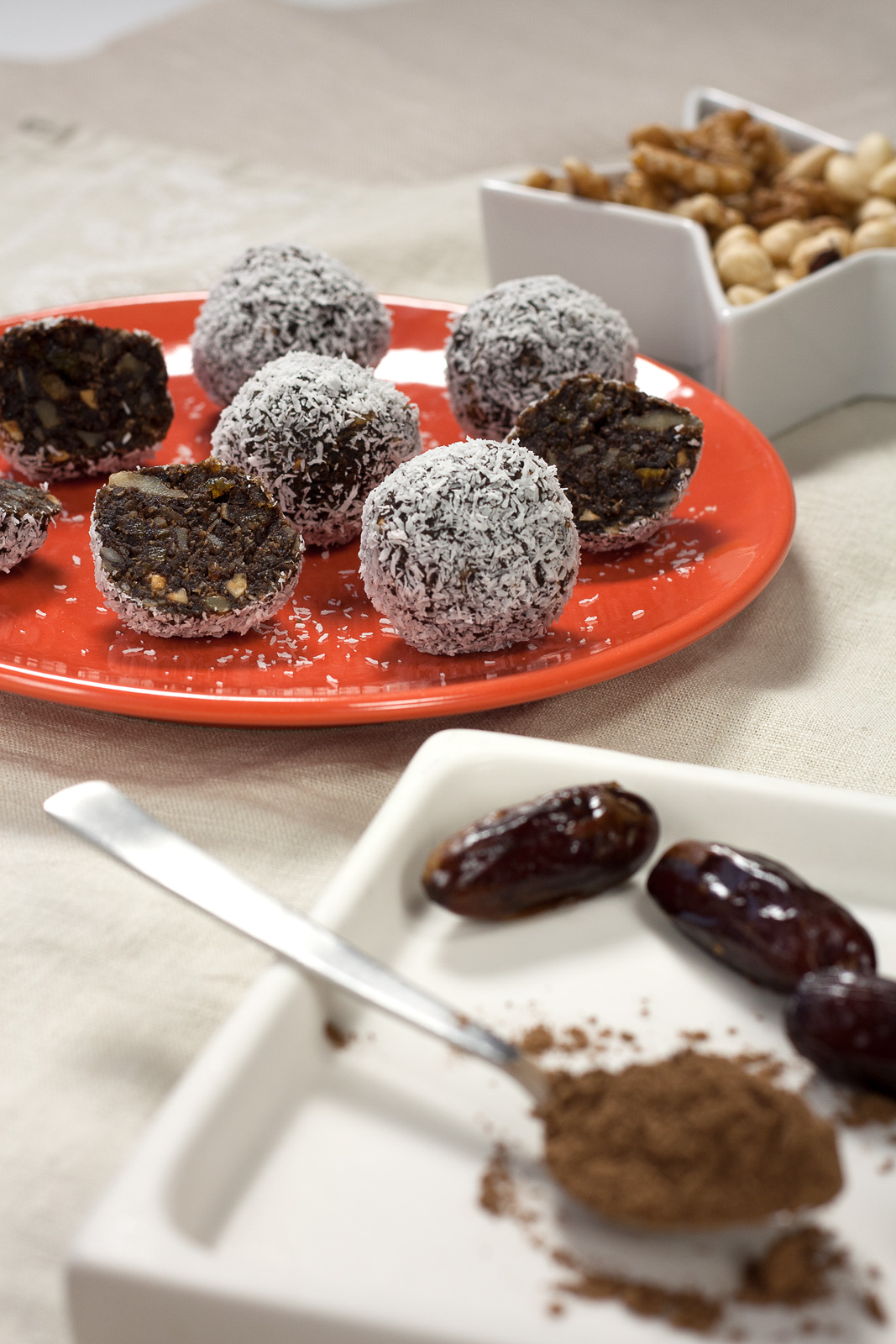 Как приготовить полезные конфеты?