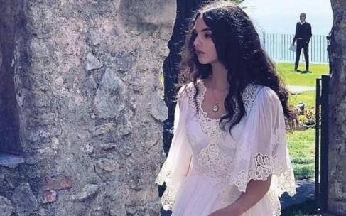 Дочь Моники Белуччи и Венсана Касселя в рекламе Dolce & Gabanna