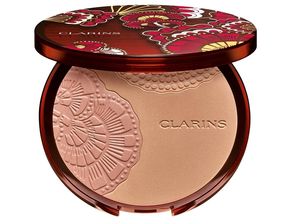 Летняя коллекция средств для макияжа Clarins