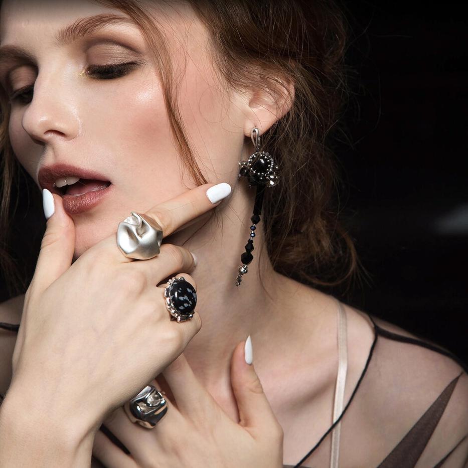 Серебряные украшения, которые вам понравятся