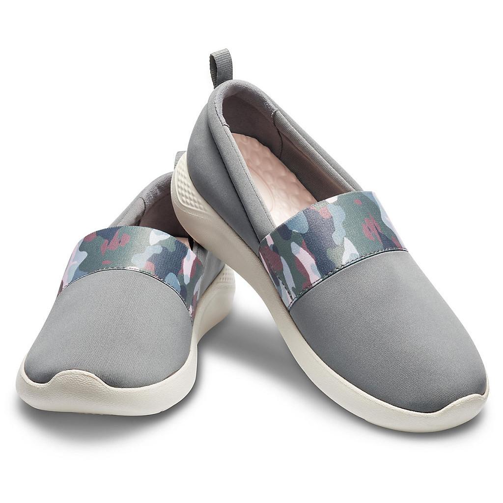 Кроссовки и слипоны к весне: Crocs