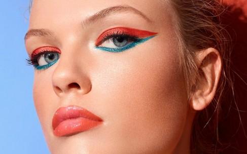 Макияж глаз летом: основные цвета