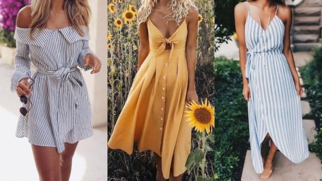 Платья, которые мы будем носить летом