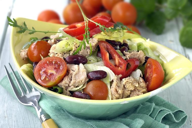 Салаты с тунцом: легкие, здоровые и с отличным вкусом!