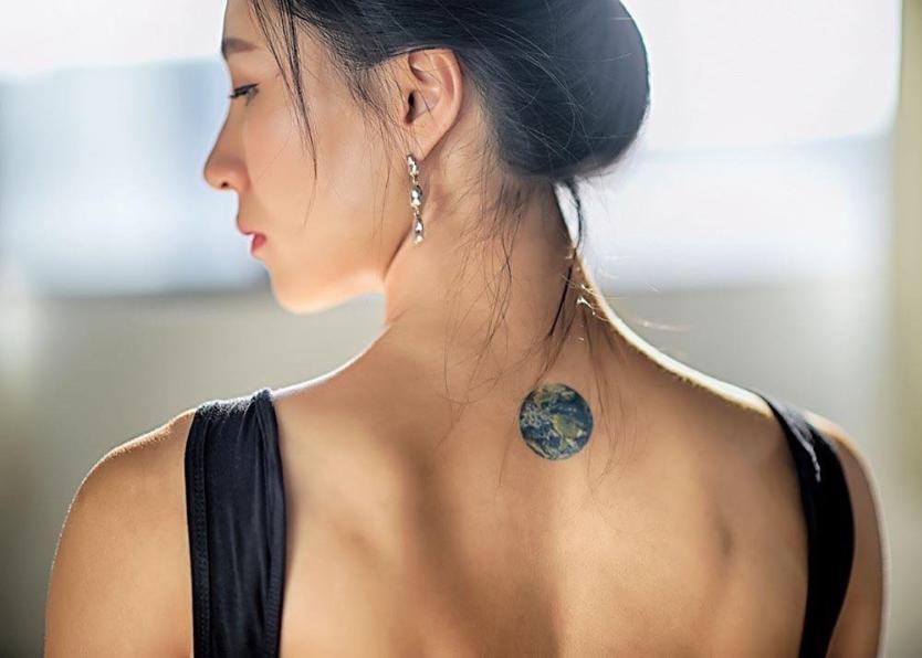 Мини-татуировки