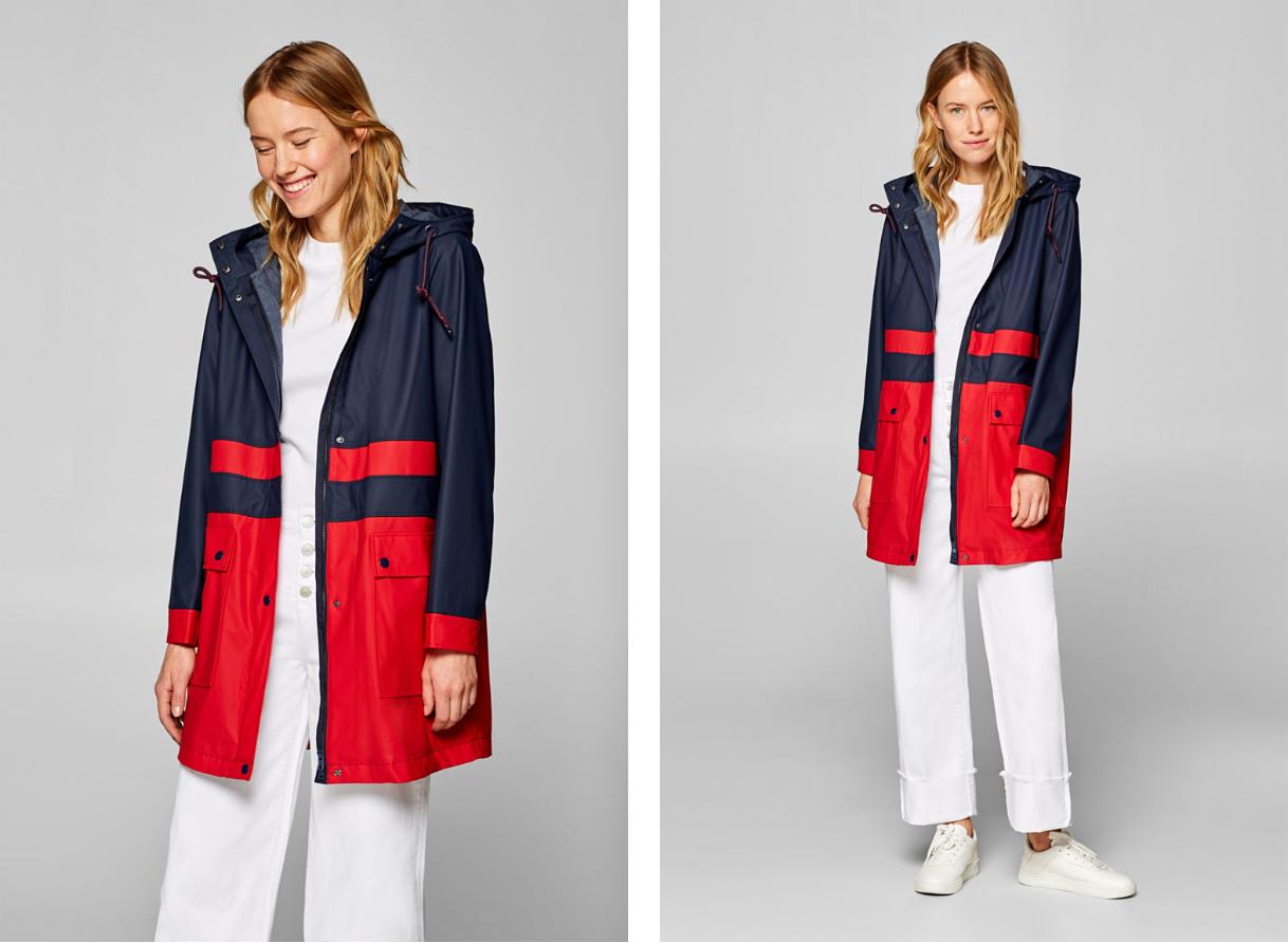 Куртки и дождевики для любой погоды