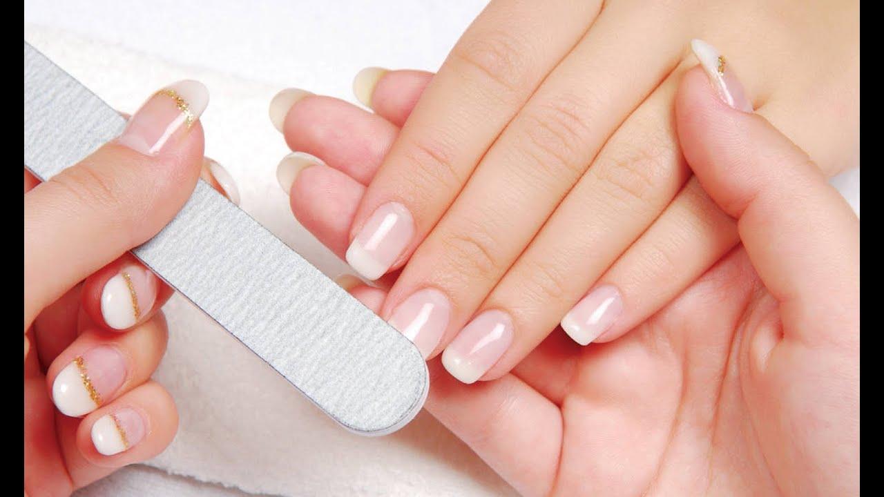 Полировка: как привести ногти в порядок без маникюра?