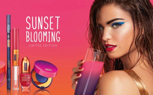Какую выбрать декоративную косметику к лету: Pupa Sunset Blooming