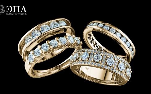 Неповторимая огранка бриллианта «Пылающий Лед»