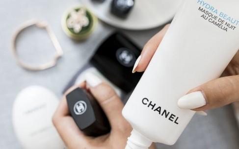 Легкий крем-флюид для лица Chanel