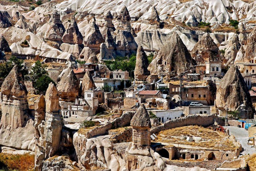 Kapadokija-Goreme