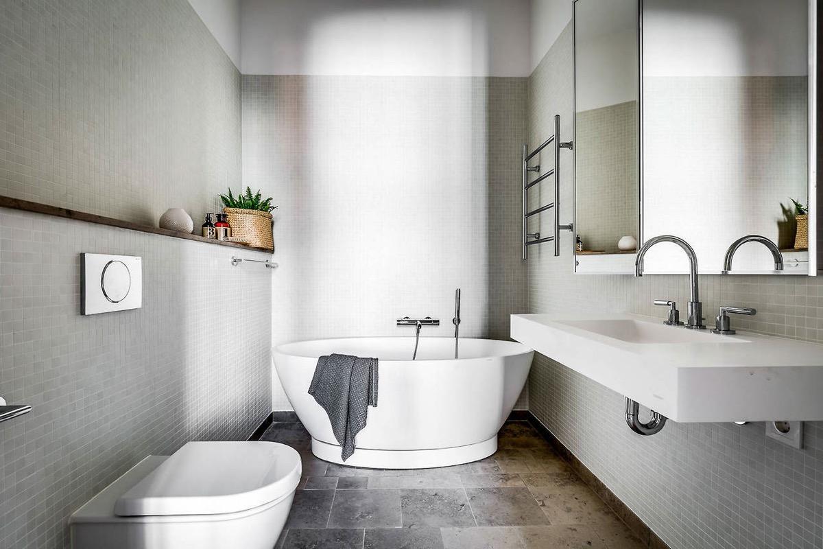 Советы по оформлению маленькой ванной